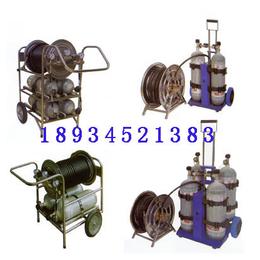 卧式双瓶推车式长管空气呼吸器厂家直销 品质保证
