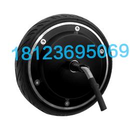 厂销机器人6.5寸ZLLG65ASM130小型轮毂电机移动盘