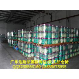 广州化工品货代为您解决危险品出口物流难题