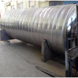 仙圆不锈钢水箱(图)|无锡不锈钢纯水箱|水箱