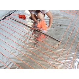 上海碳纤维地暖安装  上海电热膜地暖安装