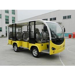 洛阳牡丹花园11座电动观光车 王城公园游览代步车