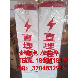 山西太原生产厂家直供水泥三角标志桩