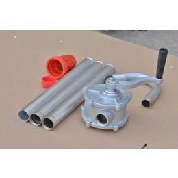 不锈钢手摇油泵头定做泵头食品轮船专用提油泵质优