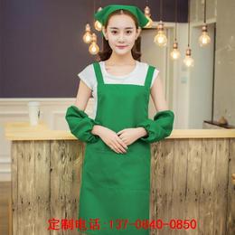 供应泸西定做广告宣传礼品围裙彩色印刷美而不失高雅