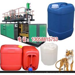 储料式中空吹塑机 5-30升机油桶塑料桶中空机 厂家直销