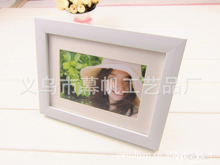 简约带支架相框写真相框照片框婚纱相框儿童相框单个出售颜色齐全
