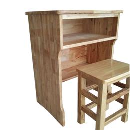 江西 实木课桌椅但热学生课桌
