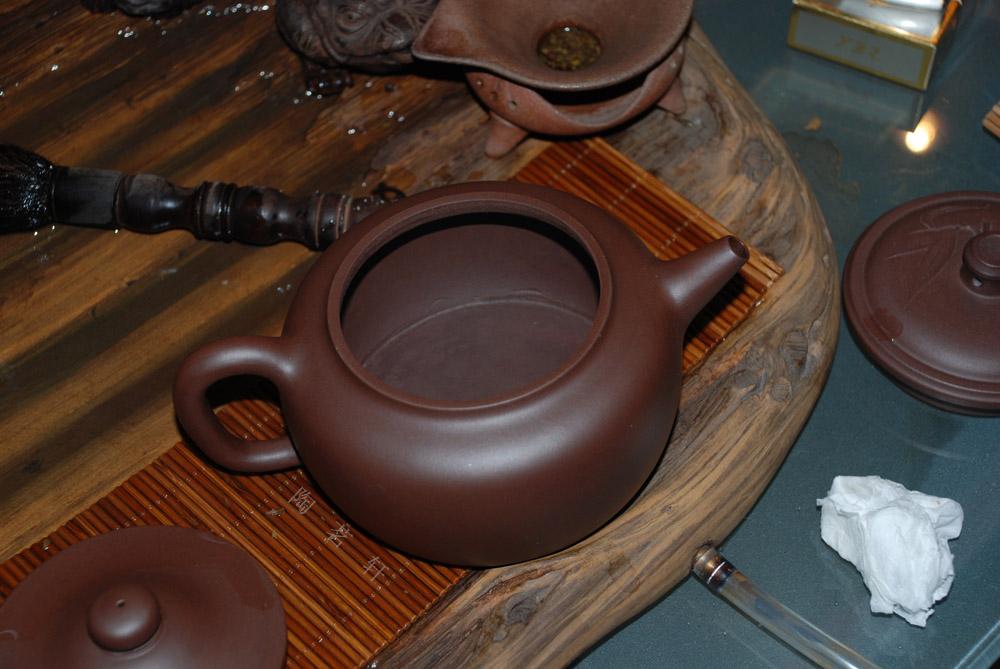 一套茶具使用步骤