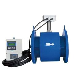 供应分体式防护等级IP68电磁流量计