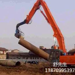 伟腾挖掘机工程施工
