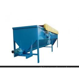东莞重源-沉浮料大水槽 超大容量水槽清洗塑料瓶