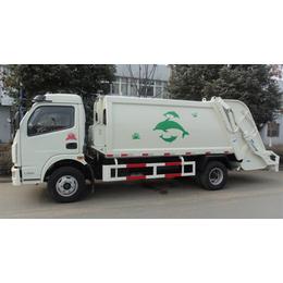 东风多利<em>卡</em>5吨压缩式垃圾车价格
