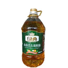 绿典山茶营养调和油5L