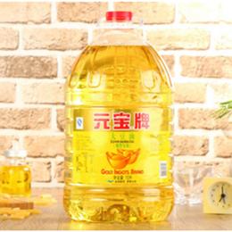 元宝牌餐饮专用大豆油10L
