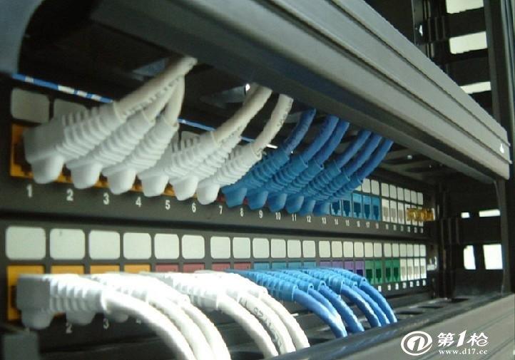 弱电监控系统工程中如何布线