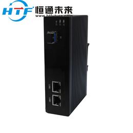 深圳收发器品牌一光二电工业级光纤收发器厂家直销