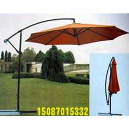 昆明大理石伞座太阳伞铝合金中柱伞沙滩伞广告伞边吊伞希望工程伞