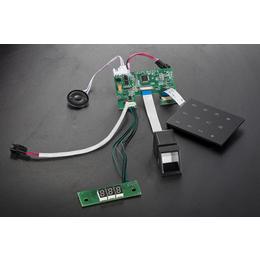 智能锁控制器 电路板开发ZAZ-T502触摸屏电子套件