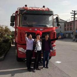 华菱汉马H6345重卡牵引车