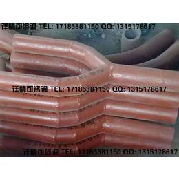 钢铁行业石灰水输送用陶瓷复合管