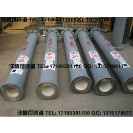 陶瓷复合管结构特点性能指标