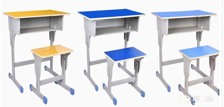 单人和双人课桌椅的区别