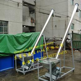 河源颗粒螺旋上料机 粉体上料机厂家可配套生产