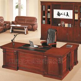 实木办公桌商务办公桌