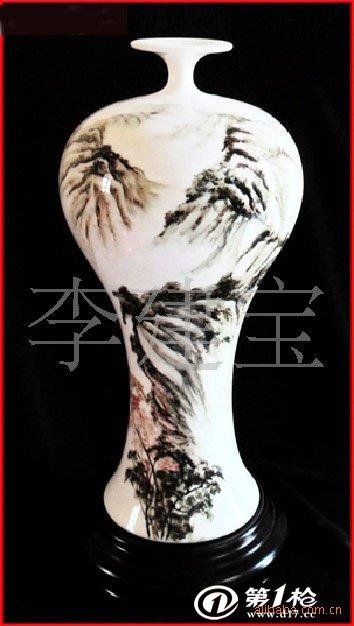 工艺品瓷动物