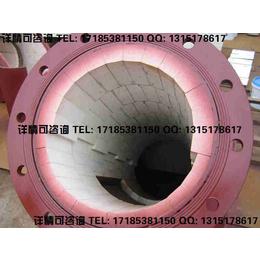 陶瓷复合管结构特点耐高温性能