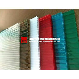 万州开县云阳梁平批发PC耐力板大棚阳光板雨棚阳光板价格