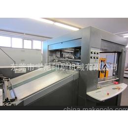 2004年海德堡对开四色加过油印刷机CD102-4+LX