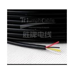 好电线,领胜打造 专业生产26AWG四芯线,2464PVC电源线护套线