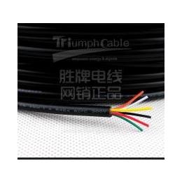 供应UL2464-24AWG/6C 多芯线 护套线 过粉PVC电源线