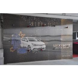 立体背景墙玄关门技术培训 3D地板