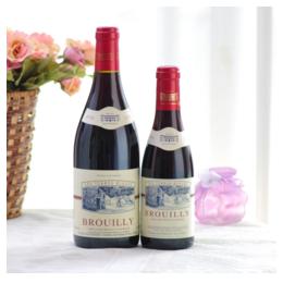 法国布鲁依干红葡萄酒