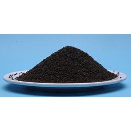 供应厂家直销浩程牌锰砂滤料 优质天然锰砂厂家