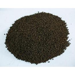 海南锰砂滤料  厂家直销除锰除铁锰砂滤料供应