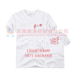 昆明儿童t恤定制 昆明儿童t恤印广告 昆明文化衫广告衫定做