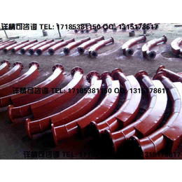 陶瓷复合管执行标准生产周期