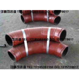 陶瓷复合管执行标准品种齐全