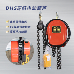 河北环链电动葫芦厂家 河北悍象DHS环链电动葫芦生产厂家