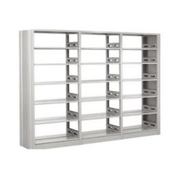 江西钢制双面书柜 图书柜