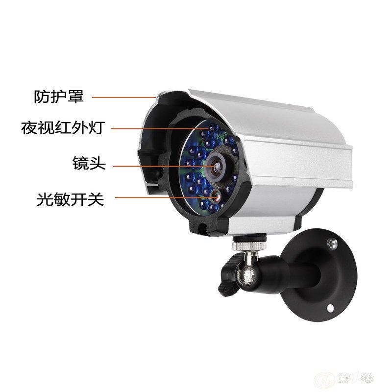 怎么选用监控摄像机