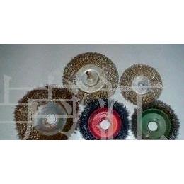 低价直销 供应多种钢丝轮(图)