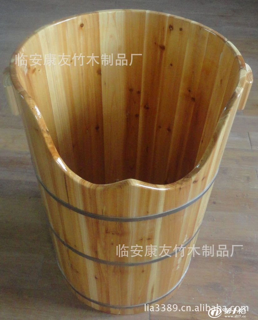 特买产品 足浴桶 木桶 洗澡木桶(环保产品)