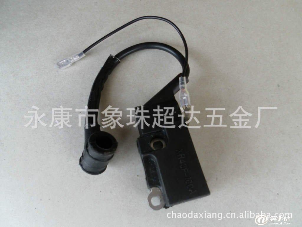 油锯高压包接线图