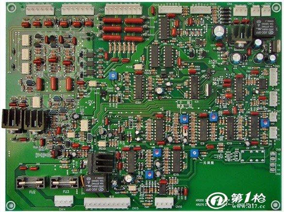 第一枪 产品库 电子元器件 线路板/电路板 供应kr焊机线路板,松下kr