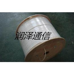 室外单芯皮线光缆 室外1芯3钢丝皮线光缆